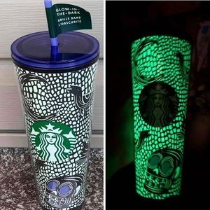 Starbucks Venti Glow in the Dark Tumbler